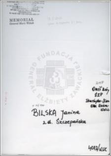 Bilska Janina