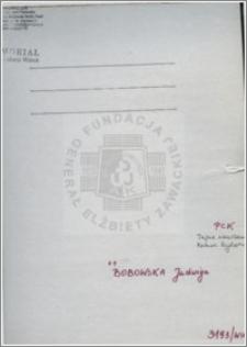 Bobowska Jadwiga