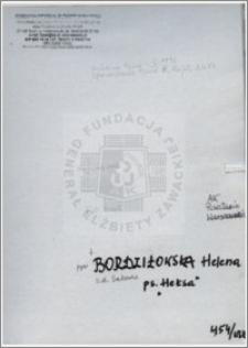 Bordziłowska Helena
