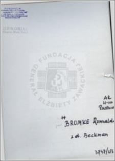 Bromke Romualda