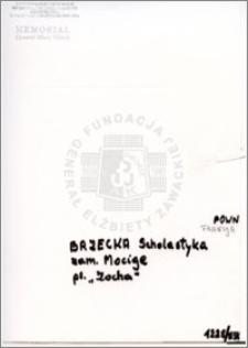 Brzecka Scholastyka