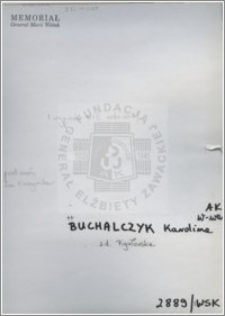 Buchalczyk Karolina