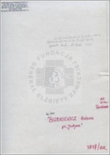 Budkiewicz Helena