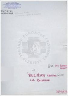 Bulińska Halina