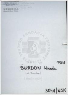Burdon Wanda