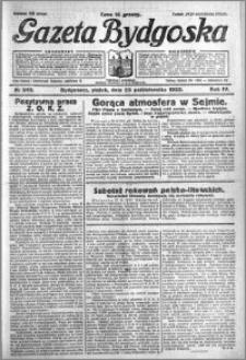 Gazeta Bydgoska 1925.10.23 R.4 nr 245