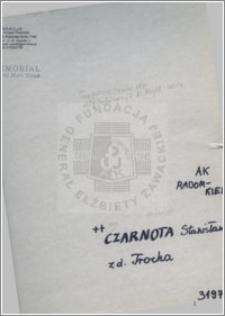 Czarnota Stanisława