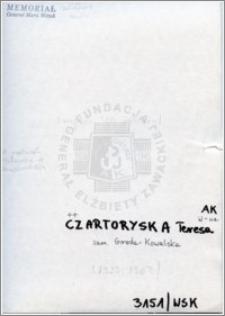 Czartoryska Teresa