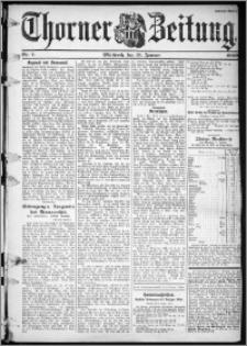 Thorner Zeitung 1900, Nr. 7 Zweites Blatt