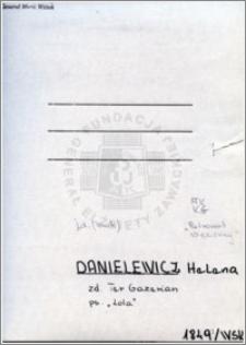 Danielewicz Helena
