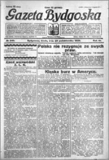 Gazeta Bydgoska 1925.10.28 R.4 nr 249