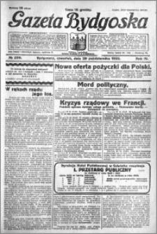 Gazeta Bydgoska 1925.10.29 R.4 nr 250