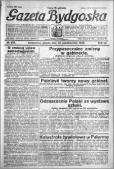Gazeta Bydgoska 1925.10.30 R.4 nr 251