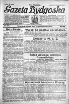 Gazeta Bydgoska 1925.10.31 R.4 nr 252