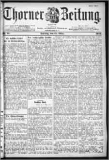 Thorner Zeitung 1900, Nr. 65 Erstes Blatt