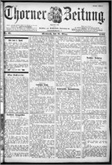 Thorner Zeitung 1900, Nr. 67 Erstes Blatt