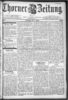 Thorner Zeitung 1900, Nr. 77 Erstes Blatt