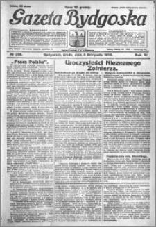 Gazeta Bydgoska 1925.11.04 R.4 nr 255