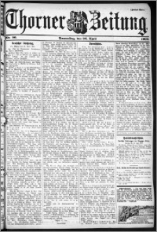 Thorner Zeitung 1900, Nr. 96 Zweites Blatt