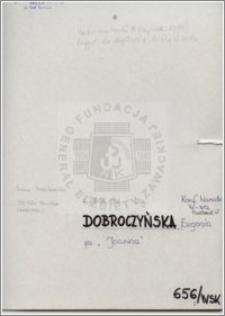 Dobroczyńska Eugenia
