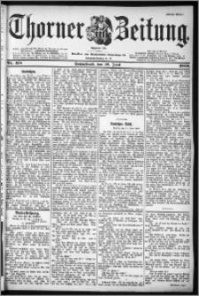 Thorner Zeitung 1900, Nr. 138 Erstes Blatt