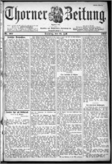 Thorner Zeitung 1900, Nr. 163 Erstes Blatt