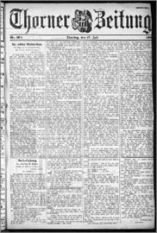Thorner Zeitung 1900, Nr. 164 Zweites Blatt