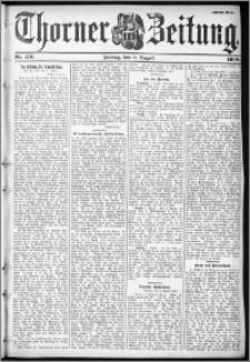 Thorner Zeitung 1900, Nr. 179 Zweites Blatt
