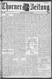 Thorner Zeitung 1900, Nr. 190 Zweites Blatt