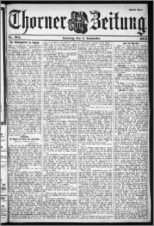Thorner Zeitung 1900, Nr. 205 Zweites Blatt