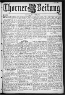 Thorner Zeitung 1900, Nr. 235 Zweites Blatt