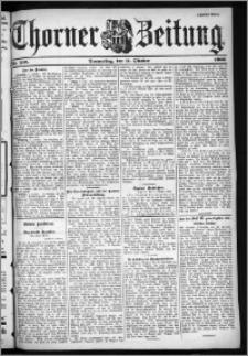 Thorner Zeitung 1900, Nr. 238 Zweites Blatt