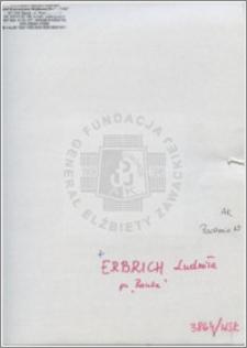 Erbrich Ludmiła