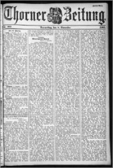 Thorner Zeitung 1900, Nr. 262 Zweites Blatt