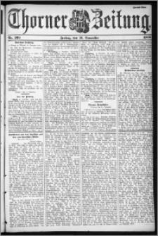 Thorner Zeitung 1900, Nr. 269 Zweites Blatt