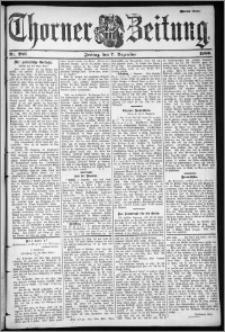 Thorner Zeitung 1900, Nr. 286 Zweites Blatt