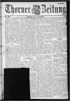 Thorner Zeitung 1900, Nr. 289 Zweites Blatt
