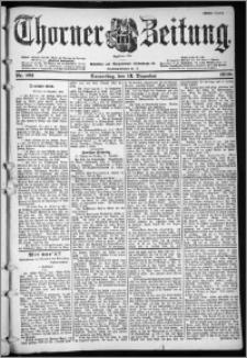 Thorner Zeitung 1900, Nr. 291 Erstes Blatt