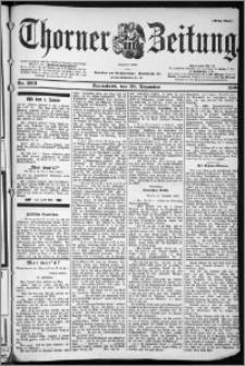 Thorner Zeitung 1900, Nr. 303 Erstes Blatt