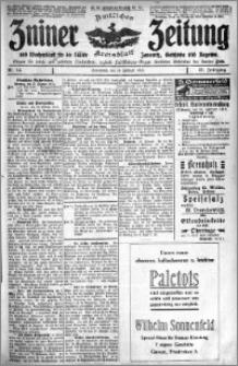 Zniner Zeitung 1918.02.16 R. 31 nr 14