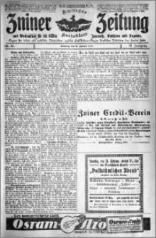 Zniner Zeitung 1918.02.20 R. 31 nr 15