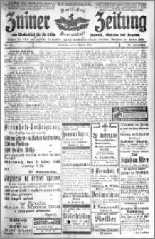 Zniner Zeitung 1918.02.23 R. 31 nr 16