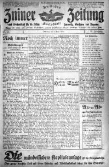 Zniner Zeitung 1918.04.03 R. 31 nr 27