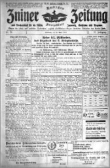 Zniner Zeitung 1918.04.24 R. 31 nr 33