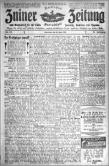 Zniner Zeitung 1918.06.22 R. 31 nr 50