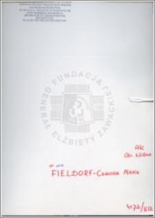 Fieldorf-Czarska Maria