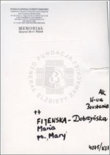 Fijewska-Dobrzyńska Maria