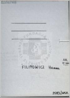 Filipowicz Hanna