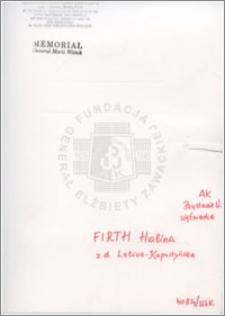 Firth Halina