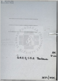 Gałąska Barbara